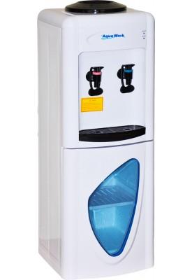 Водораздатчик Aqua Work 0.7 LW без нагрева и охлаждения со шкафчиком