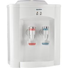 Кулер для воды настольный Aqua Work 720-Т (чайник) с нагревом, без охлаждения
