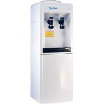 Кулер для воды напольный Aqua Work 0.7-LD/B с нагревом и электронным охлаждением