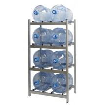 """Стеллаж для хранения бутилированной воды """"БОМИС"""" 8"""