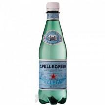 Вода негазированная минеральная S.Pellegrino (С.Пеллегрино) 0,5 л пластик