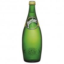 Вода газированная минеральная Perrier (Перье) 0,75 л стекло