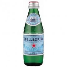Вода негазированная минеральная S.Pellegrino (С.Пеллегрино) 0,25 л стекло
