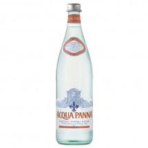 Вода негазированная минеральная  Acqua Panna (Аква Панна) 0,75 л стекло