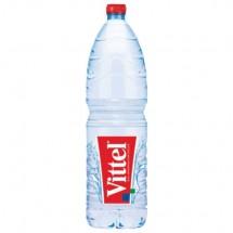 Вода негазированная минеральная  Vittel (Виттель) 1,5 л пластик