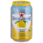 Фруктовый напиток S.Pellegrino (С.Пеллегрино) 0,33 л алюминиевая банка Лимон