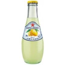Фруктовый напиток S.Pellegrino (С.Пеллегрино) 0,2 л стекло Лимон