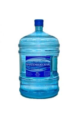 """Артезианская питьевая вода """"Вартемяжская"""" 19 литров"""