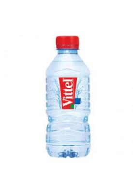 Вода негазированная минеральная  Vittel (Виттель) 0,33 л пластик