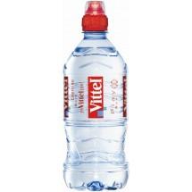 Вода негазированная минеральная  Vittel (Виттель) 0,75 л спорт пластик
